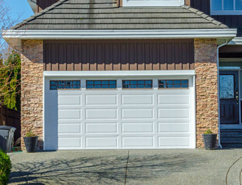 Garage door cleaning basics