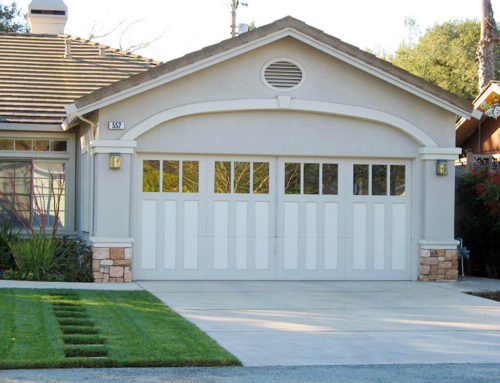Why A New Garage Door Offers Great ROI If You're Selling Your Home