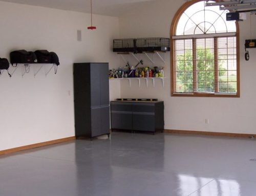 The Most Popular Flooring Options for Your Garage
