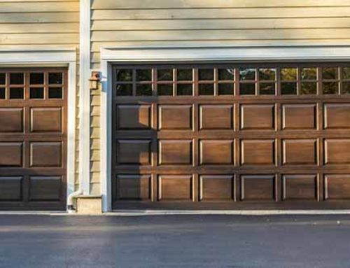 Common reasons you can't get your garage door to shut
