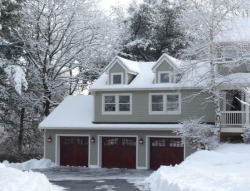 The impact of cold weather on your garage door