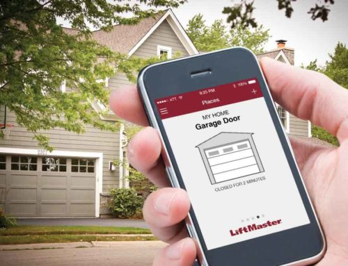 What is the future of garage door technology?